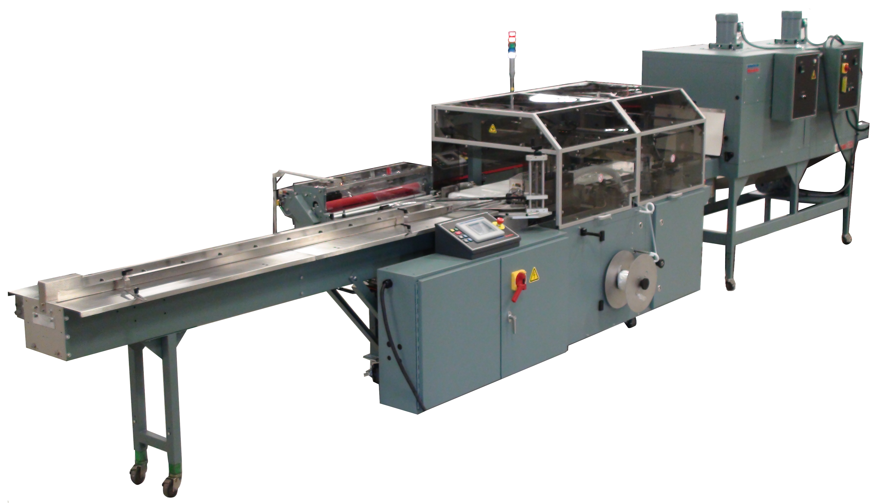 shanklin hyspeed servo series wrapper